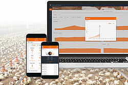 Farmbookpro дозволяє серед іншого здійснювати облік та аналіз даних за допомогою мобільного зв'язку