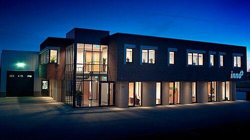Головний офіс Inno+ у м. Паннинген, Голандія