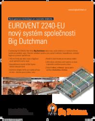 EUROVENT 2240-EU nový systém spolecnosti Big Dutchman