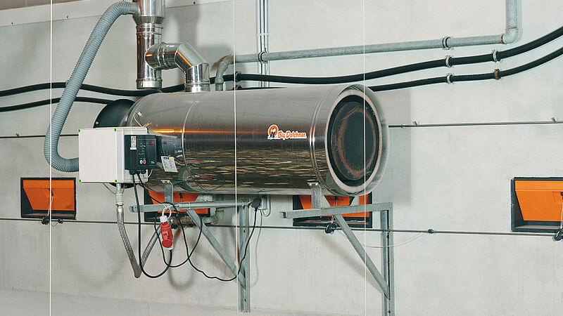 Обладнання для низького споживання електроенергії: опалювальні прилади RGA100