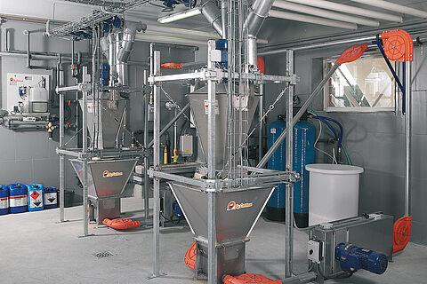 DryExact pro dry feeding system